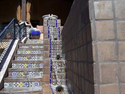 Intricate Tile Details