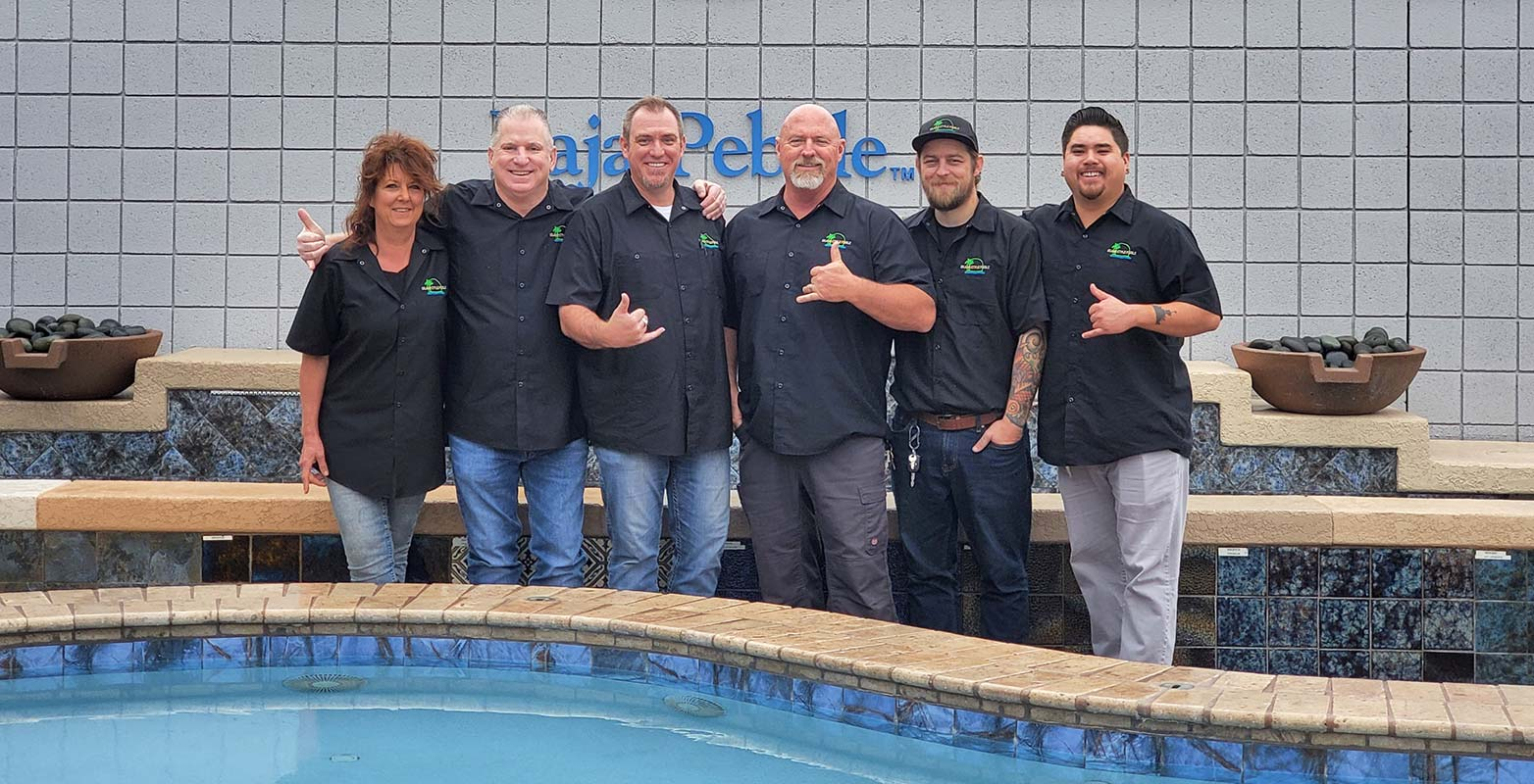 Island Style Pools Sales Team
